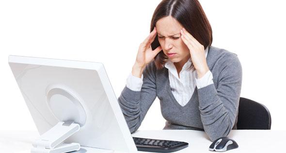 Lutter contre la fatigue et les TMS face à l'ordi.