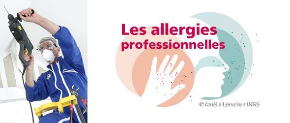 Prévenir les allergies professionnelles