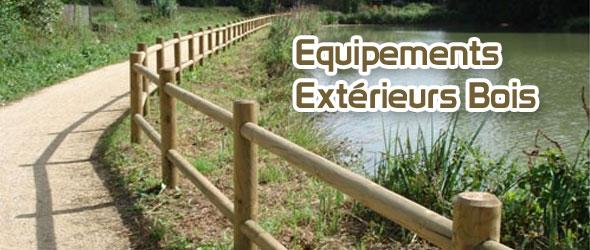 Equipements extérieurs en bois pour les collectivités : exclusivité signals.fr
