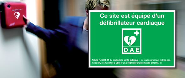Signalisation-defibrilateurs
