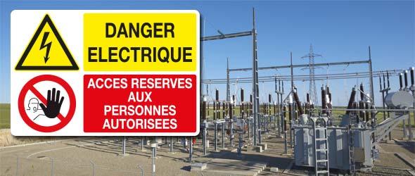 Danger-electrique