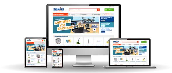 Nouveau site internet en ligne !