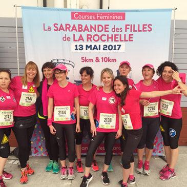 Elles ont couru La Sarabande !