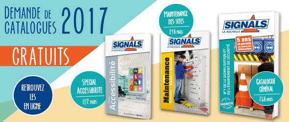C'est la rentrée ! Les catalogues 2017 sont disponibles !
