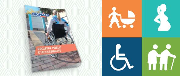 Registre public d'accessibilité pour les établissements recevant du public (ERP)