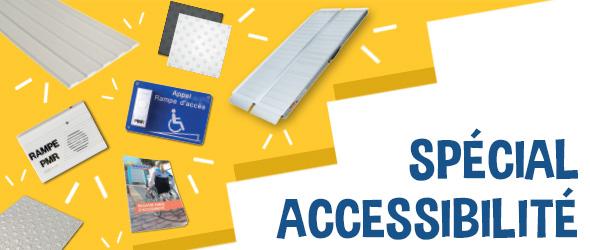 Offres spéciales accessibilité : promos et nouveautés !