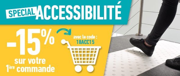 Êtes-vous accessible ? Jusqu'à -20% pour s'équiper !