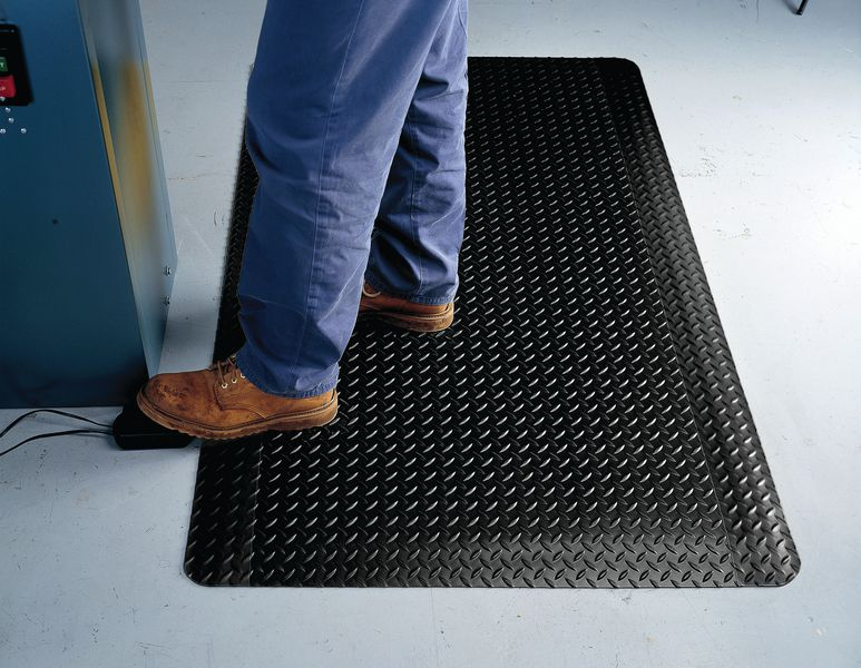 Tapis de production en PVC