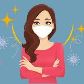 Coronavirus : les entreprises incitées à faire des stocks de masques