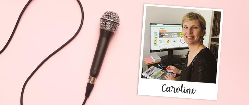 L'interview de Caroline : Catalog & Digital merchandiser chez Signals