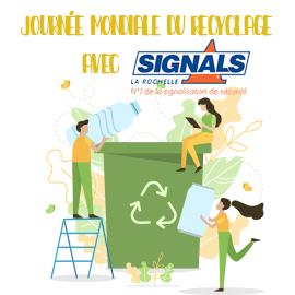 Journée mondiale du recyclage : notre sélection d'équipements recyclés