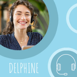 Interview Delphine service commercial