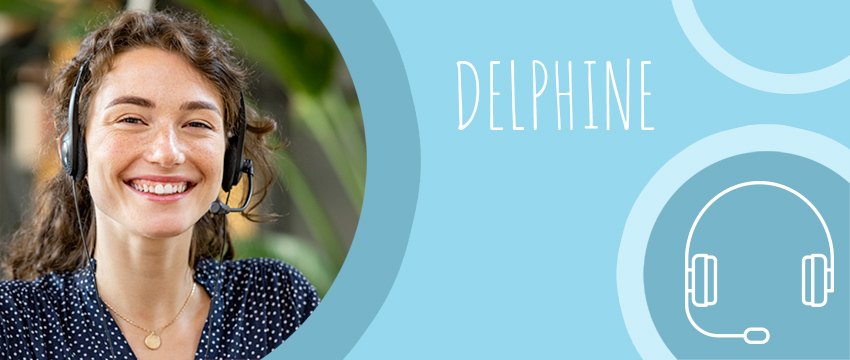 L'interview de Delphine : costumer sales professionnal