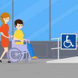 Aménagez vos extérieurs pour les Personnes à Mobilité Réduite