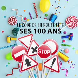 Le code de la route fête ses 100 ans !